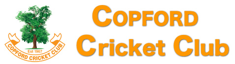 Copford Cricket Club Retina Logo